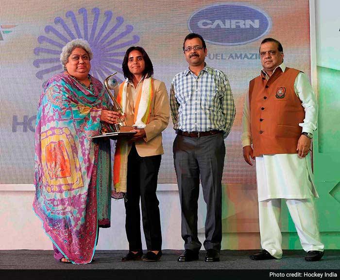 Hockey India Confers Lifetime Achievement Award on Lifetime Balbir Singh Senior