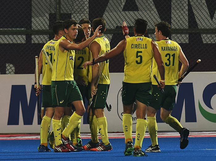 Hockey Champions Trophy: India Go Down to Australia, Finish Fourth