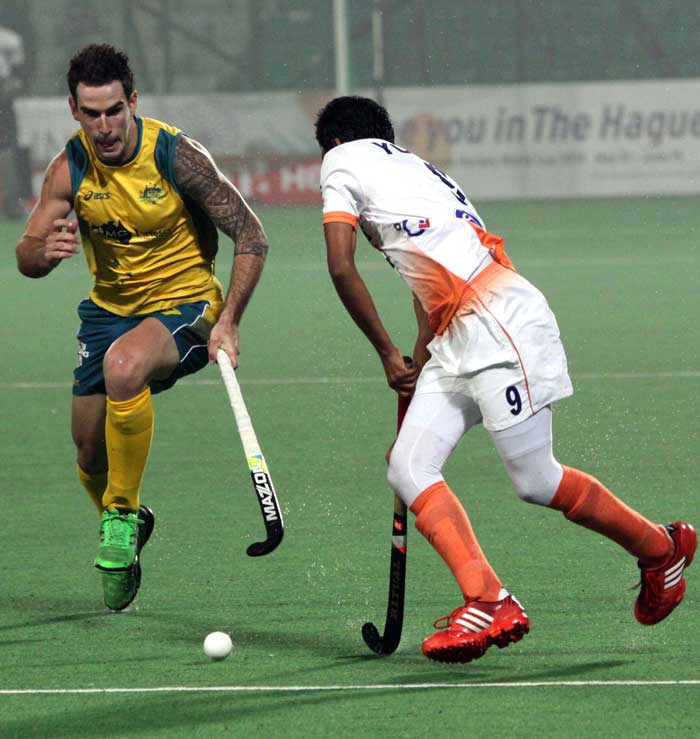 Hockey World League: Australia crush India 7-2; join England, New Zealand and Netherlands in semis
