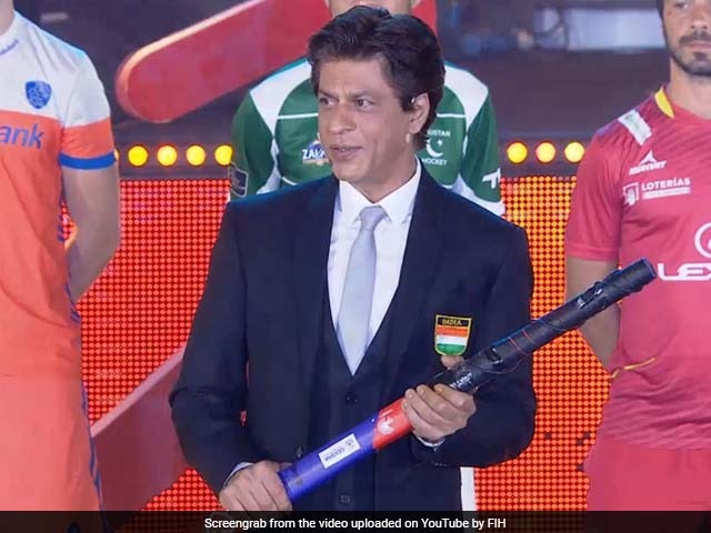 Hockey World Cup 2018: Shah Rukh Khan, Madhuri Dixit Enthrall Fans During Opening Ceremony