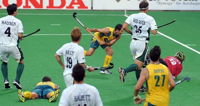 Australia thrash SA 12-0