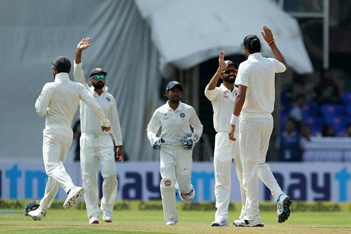 Hyderabad Test, Day 3: Mushfiqur Rahim, Mehedi Hasan Keep India At Bay