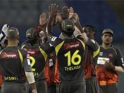 CLT20: Sunrisers Hyderabad beat Faisalabad Wolves to enter main draw