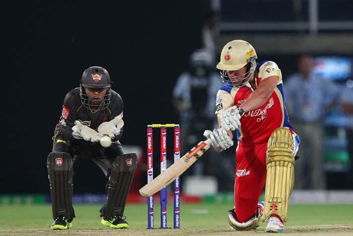 IPL 6: Hyderabad pip past Bangalore in Super Over