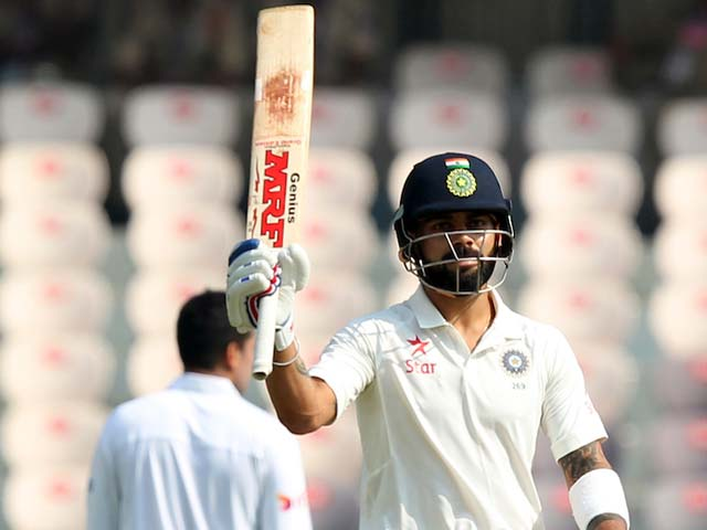 Hyderabad Test, Day 2: India In Complete Control After Virat Kohli's Historic Knock