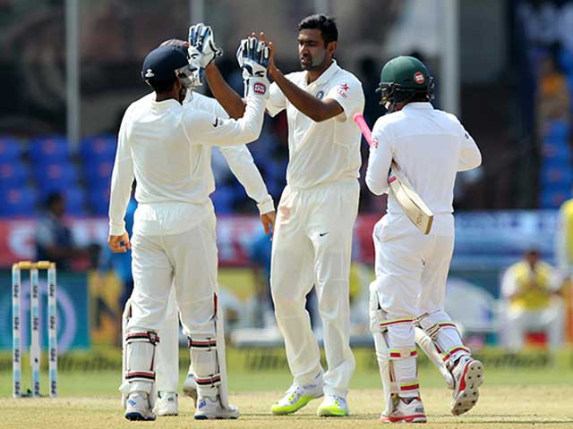 Hyderabad Test, Day 4: Ravichandran Ashwin, Ravindra Jadeja Put India In Command