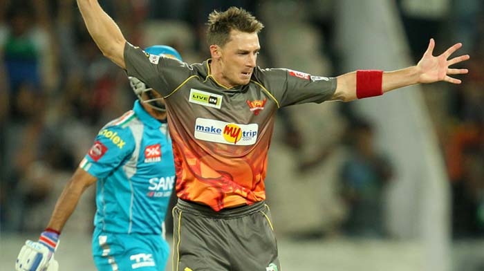 Hyderabad Sunrisers grabbed an easy win over Pune Warriors India