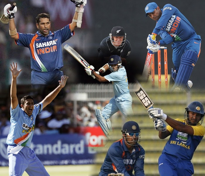 ICC's shortlist for greatest ODI team
