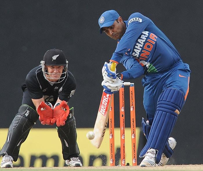 Virender Sehwag (Opening Batsman)