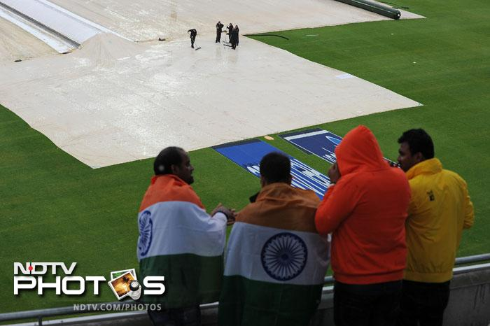 India vs England: When rain almost defeated cricket