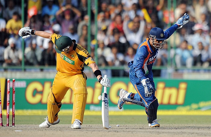 3rd ODI: India vs Australia