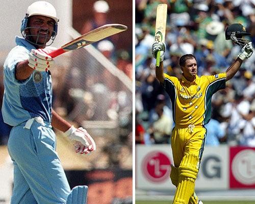 India vs Australia: Best five encounters