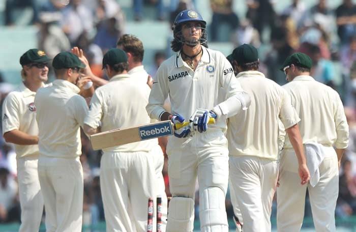 IND vs AUS: 1st Test, Day 3