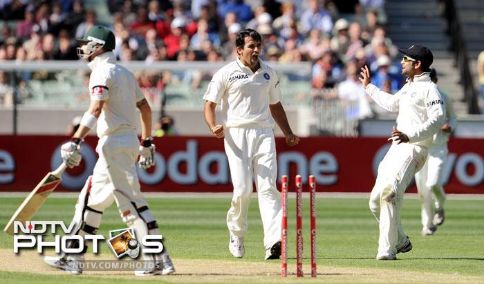 Melbourne Test: India vs Australia, Day 1