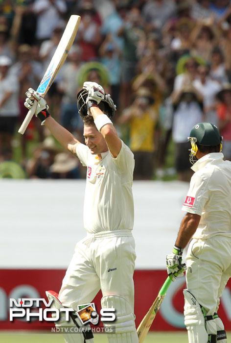 India vs Australia: 4th Test, Day 1