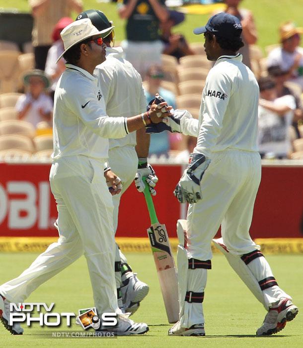 India vs Australia: 4th Test, Day 2