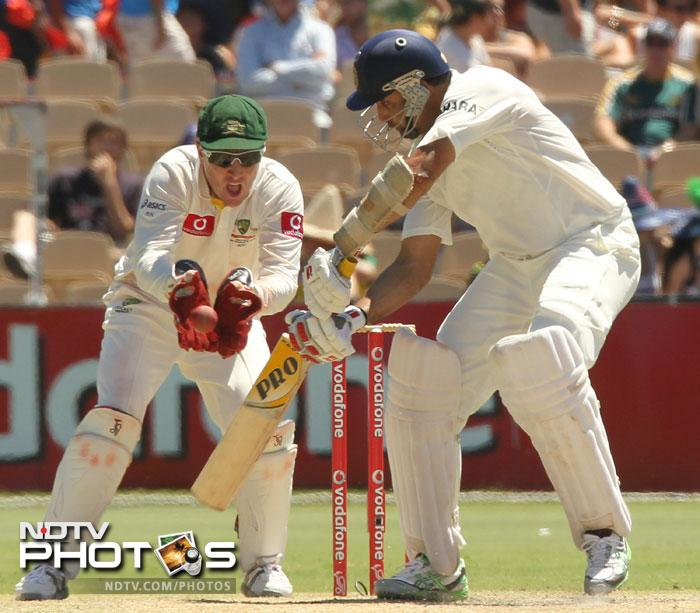 India vs Australia: 4th Test, Day 3