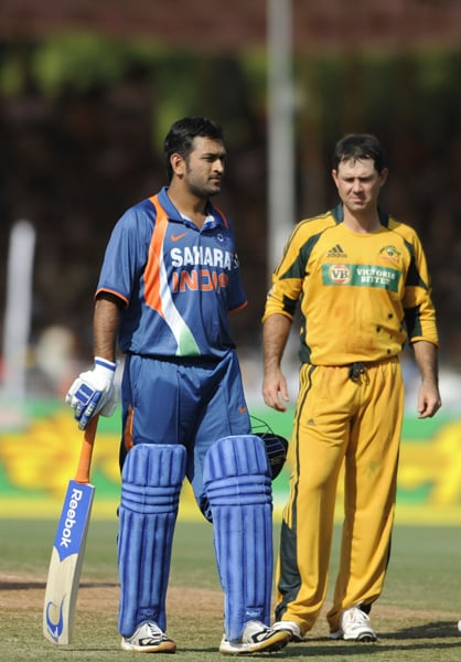 1st ODI: India vs Australia