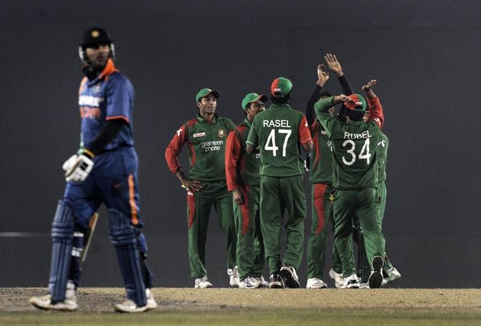 6th ODI: India vs B'desh