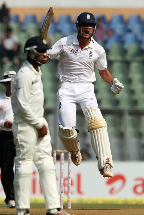 Wankhede Test: England thrash India, level series 1-1