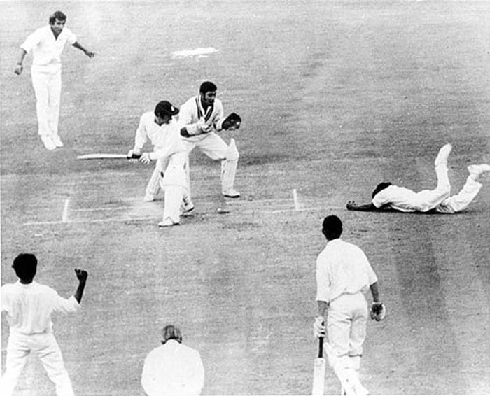 40th Test: August 19, 1971