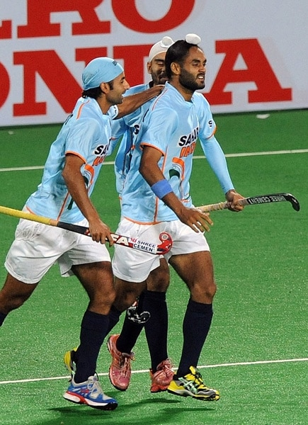 India draw 3-3 with South Africa