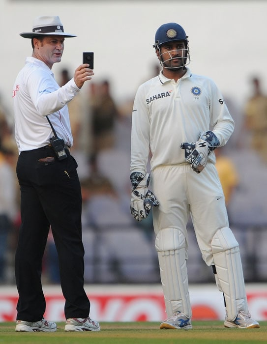 India vs NZ: 3rd Test, Day 1