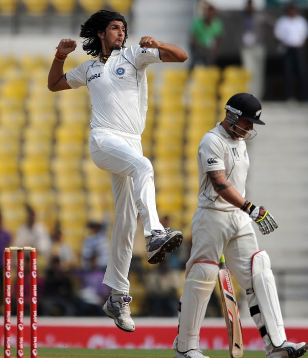 India vs NZ: 3rd Test, Day 2