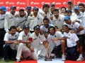 Photo : India vs NZ: 3rd Test, Day 4