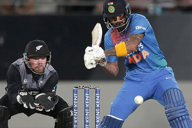 1st T20I: Shreyas Iyer, KL Rahul Help India Chase Down New Zealands Huge Total