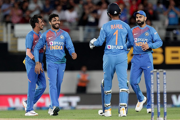2nd T20I: India Crush New Zealand By 7 Wickets To Take 2-0 Lead