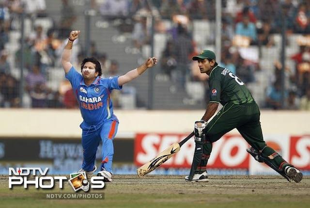 When India last played Pakistan