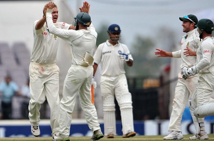 India vs SA: 1st Test, Day 4