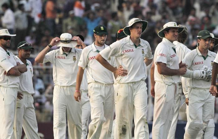 India vs SA: 2ndTest, Day 2