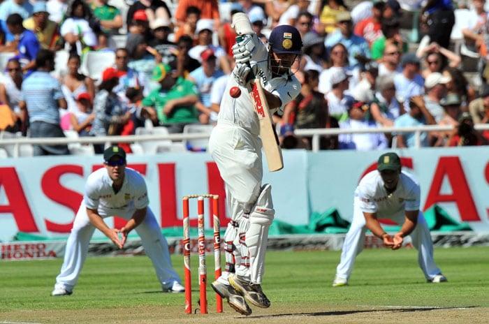 India vs SA: 3rd Test, Day 2
