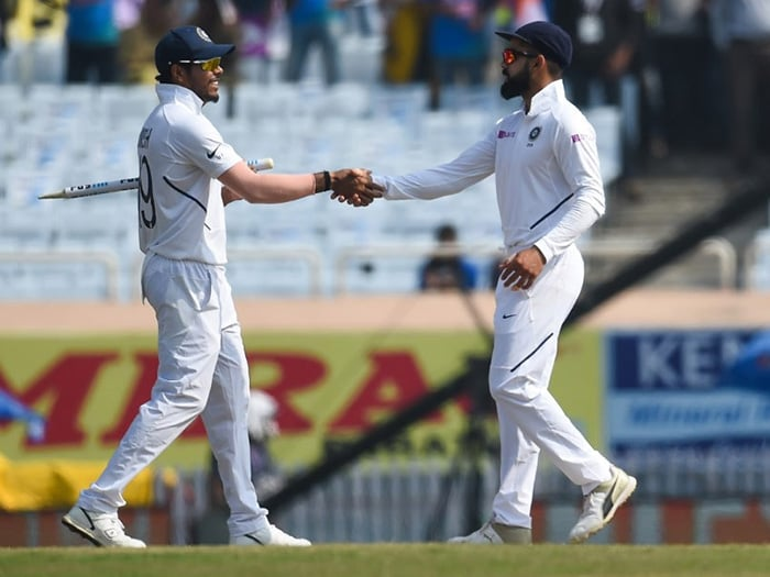 All-Round India Complete 3-0 Whitewash Over South Africa