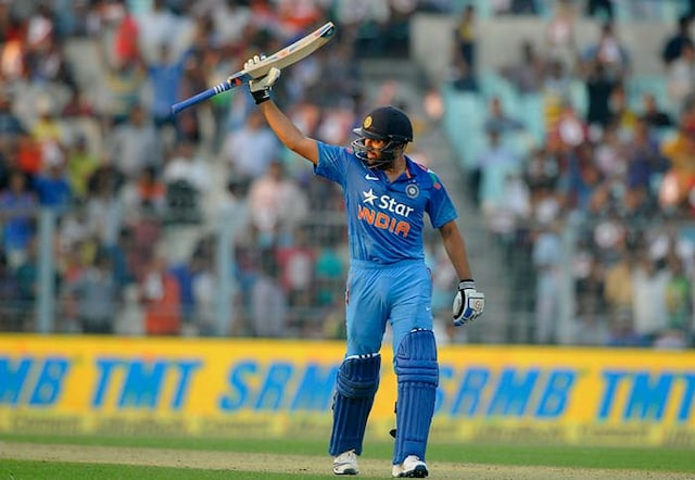 Rohit Sharma Lights Up Eden Gardens With Record-Smashing Knock