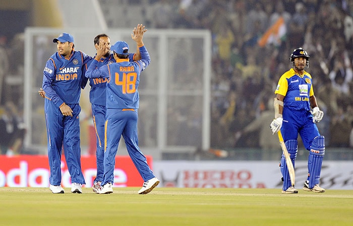 2nd T20: India vs SL