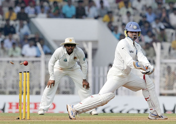 India vs SL: 3rd Test, Day 3