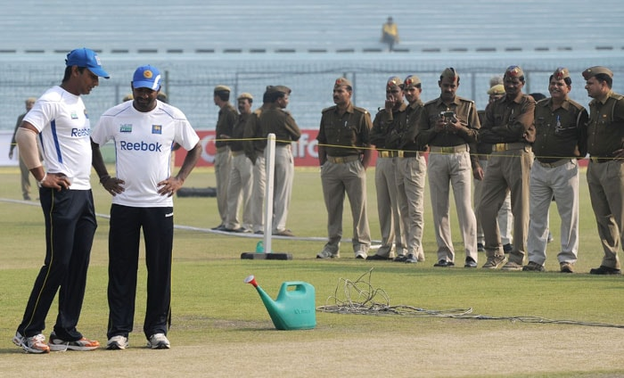 India, SL gear up for 2nd Test