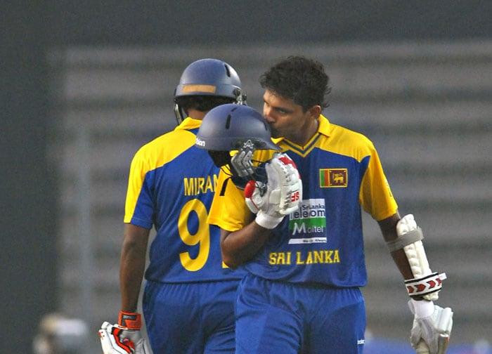 5th ODI: India vs SL