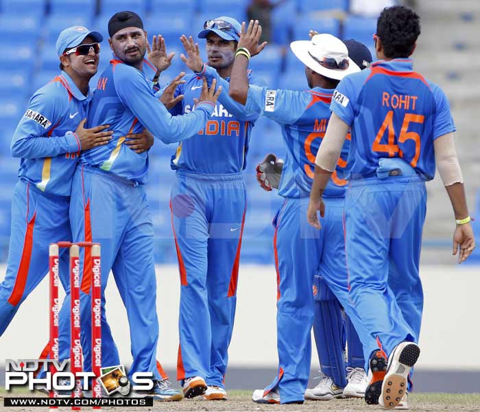 3rd ODI: India vs West Indies