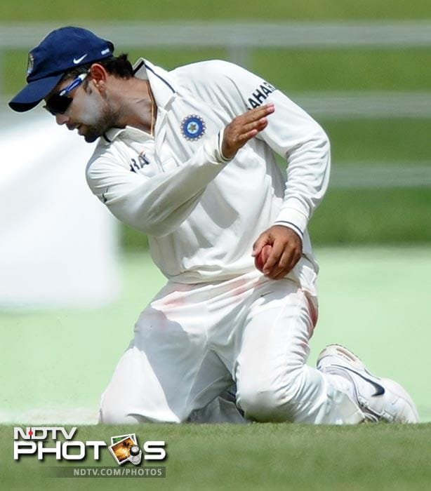 India vs WI: 3rd Test, Day 2