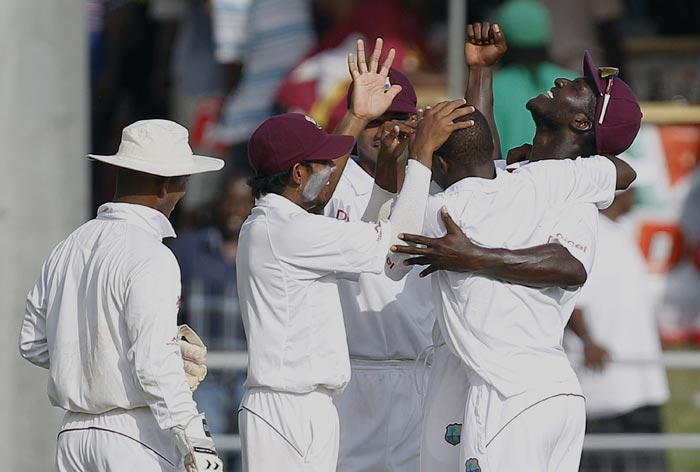 India vs WI: 3rd Test, Day 3