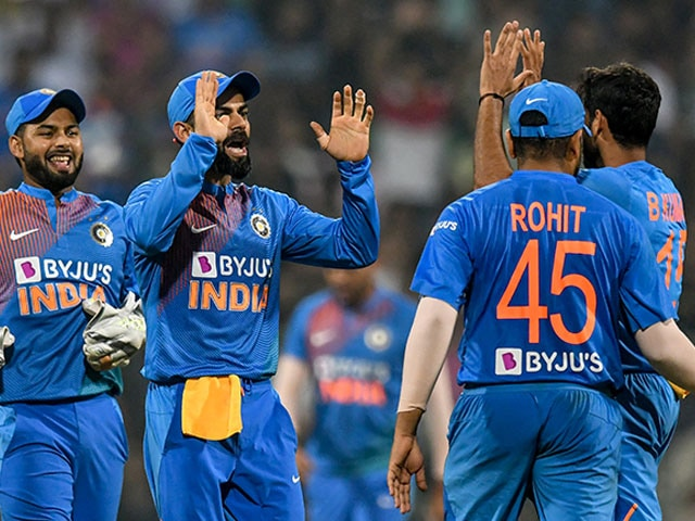 India Clinch T20I Series 2-1 After Beating West Indies By 67 Runs