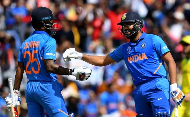 World Cup 2019: Shikhar Dhawan Ton Helps India Down Australia
