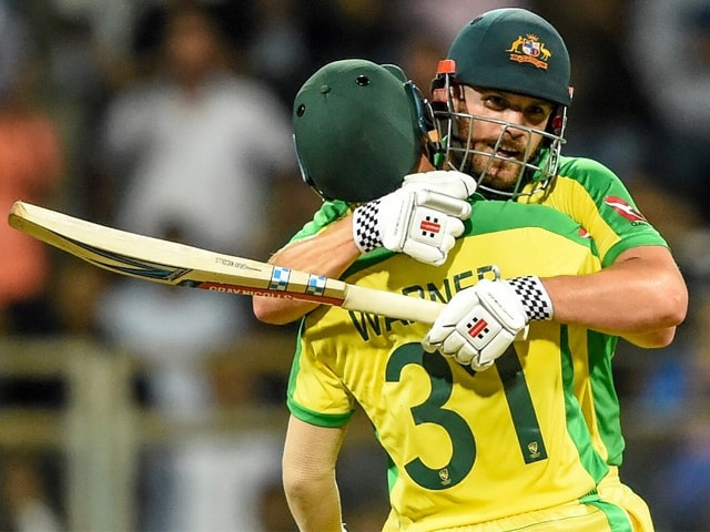 1st ODI: David Warner, Aaron Finch Blow India Away To Take Series Lead
