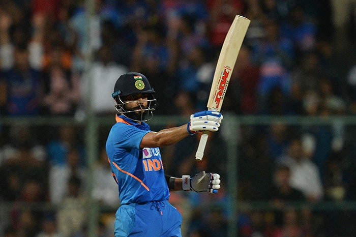 Rohit Sharma, Virat Kohli Guide India To ODI Series Win Over Australia