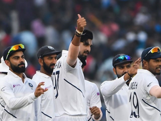 India Win Day-Night Test To Complete 2-0 Series Sweep Over Bangladesh