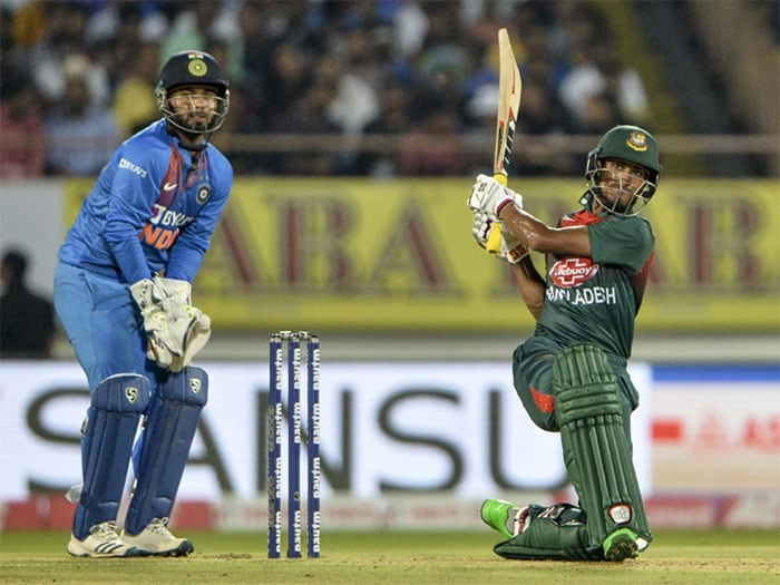India Beat Bangladesh By 30 Runs In 3rd T20I To Clinch Series 2-1